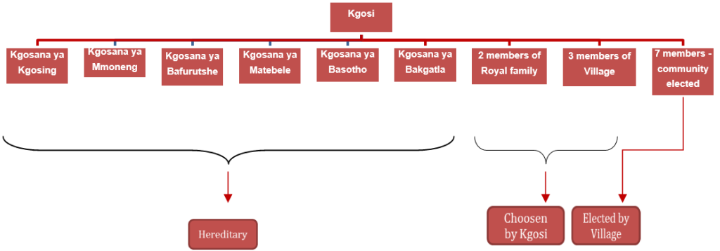 Structure of Council and Members